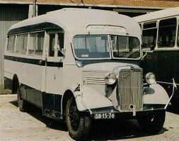 1936-56 Bedford Edesche Carrosserie Fabriek SB-15-76