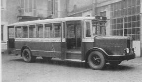 1936 AM Alfa Romeo 80 A Autobus