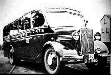 1936 B-21685 Bedford WTB Hainje 1941