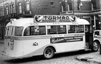 1936 Bedford DEN OUDSTEN