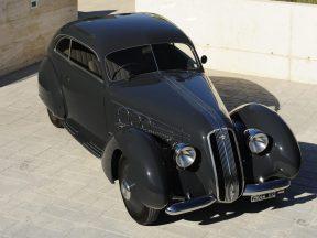1937 Alfa Romeo 6C 2300B Pescara Berlinetta by Pininfarina