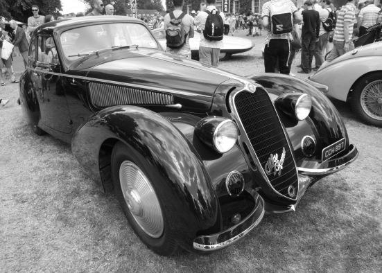 1937 Alfa Romeo 8C 2900C Touring Berlinetta
