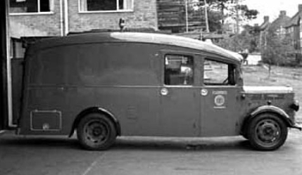 1937 Bedford K-Type