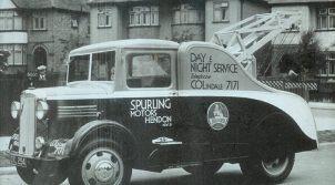 1937 Bedford W