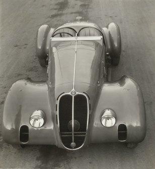 1938 Alfa Romeo 6C 2300 Spider Speciale Touring Superleggera