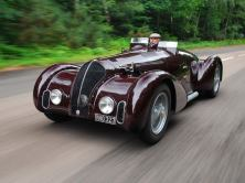 1938 Alfa Romeo 6C 2300B Mille Miglia Spyder