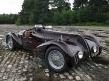 1938 Alfa Romeo 6C 2300B MM Touring Corsa Spider
