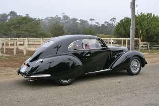 1938 Alfa Romeo Touing Coupe