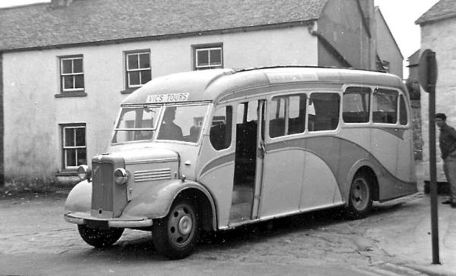 1938 Bedford WTB with Heaver body