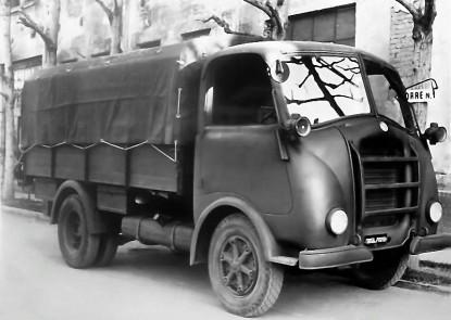 1939 Alfa Romeo 430 a