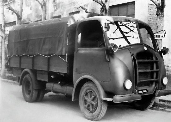 1939 Alfa Romeo 430