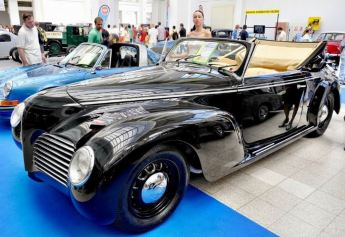 1939 Alfa Romeo 6C 2500 cabrio