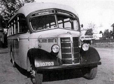 1939 Bedford B-10793