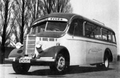 1939 Bedford-Hainje nr.14