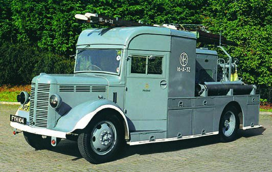 1940 Bedford OL