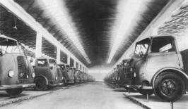 1940 Fabricage Alfa Romeo Camiones