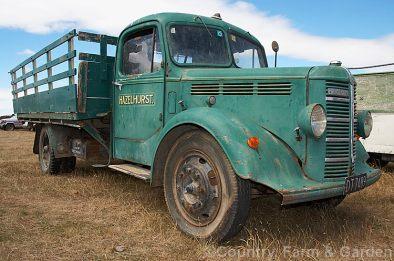 1940s Bedford ML