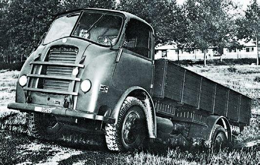 1941 Alfa Romeo 800RE