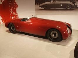 1941 Alfa Romeo 8C Classic