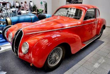 1942 Alfa Romeo 6C 2500 Sport Touring Superleggera Castagna