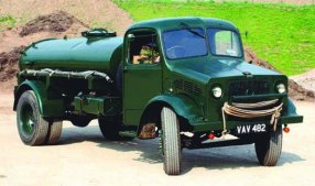 1942 Bedford OYC chassis