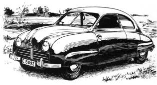 1944 - 1949 - The Saab Way a