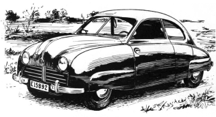 1944 - 1949 - The Saab Way a