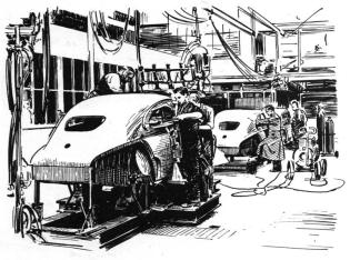 1944 - 1949 - The Saab Way