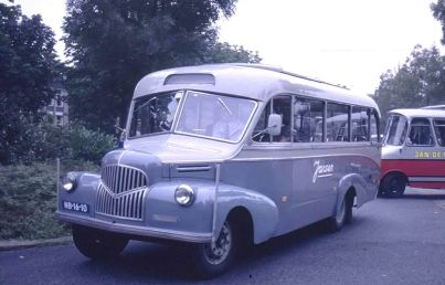 1944-51 Bedford OWL carrosserie Rokx NB-16-10