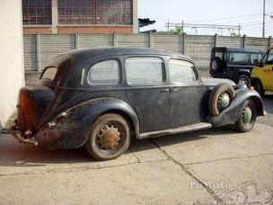 1945 Alfa Romeo 6c 2500 berlina I