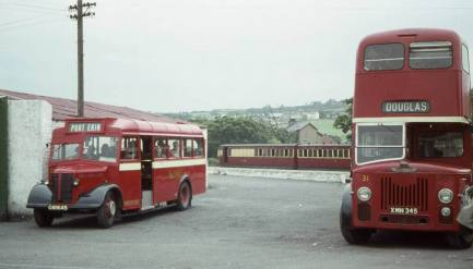 1945 Bedford OB 26, GMN145, with Duple B32F body