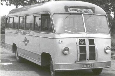 1946-52 Bedford Perkins carr. Hoogeveen NB-28-55