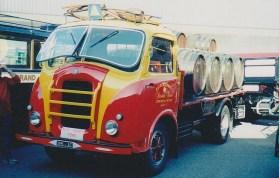 1946 Alfa romeo 450-5