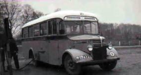 1946 Bedford Bedford OLBD50 carr Verheul GTW21 M-37472