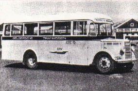 1946 Bedford Bedford OLBD50 carr Verheul GTW23 M-37751
