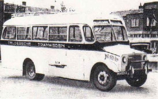 1946 Bedford Bedford OLWD carr Aviolanda M-40313 GTW6