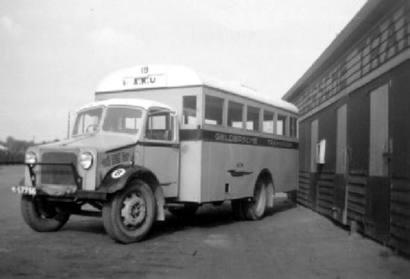 1946 Bedford Bedford OLWD carr Aviolanda M-57756 GTW19
