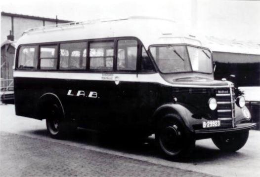 1946 Bedford Jongerius