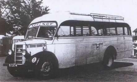 1946 Bedford OLDB Hulshoff Dokkum B-12624