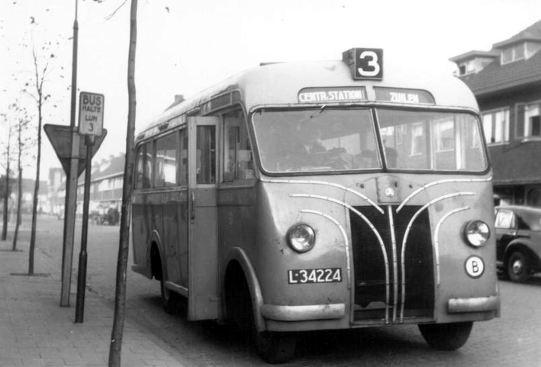 1946 Bedford-sloopcarrosserieën(vrachtautochassis)004