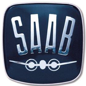 1947-1974 saab logo