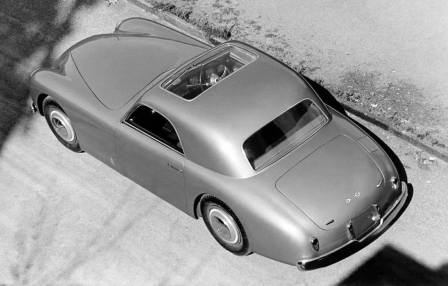 1947 Alfa Romeo 6C 2500 SS Coupé 2 posti (915.532)