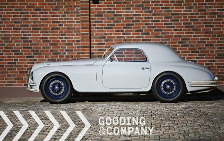 1947 Alfa Romeo 6C 2500 Super Sport Coupe! With coachwork by Touring