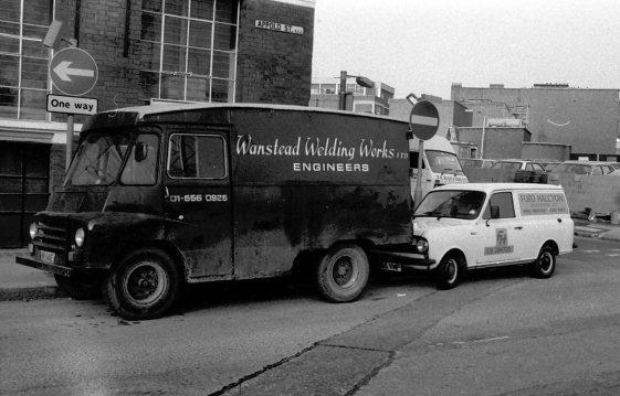1947 Bedford Engineers