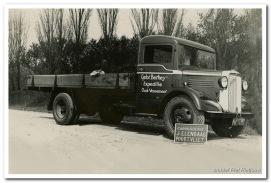 1947 Bedford Gebr Berkey Oud Vossemeer