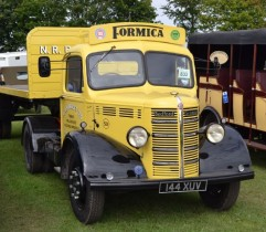 1947 Bedford lorry