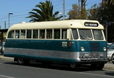 1947 Bedford OB KP-495