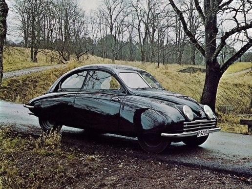 1947 Saab 92 Prototype