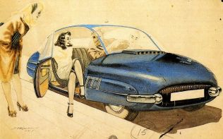 1947 Saab 92