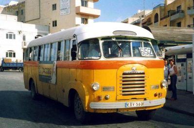 1948 BEDFORD B40F Malta